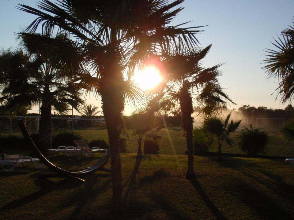 Sonnenuntergang Paloma Oceana Resort