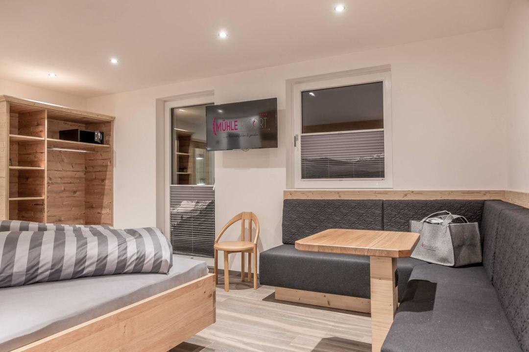 Doppelzimmer Annakogl Superior Mühle Resort 1900 Obergurgl Hochgurgl