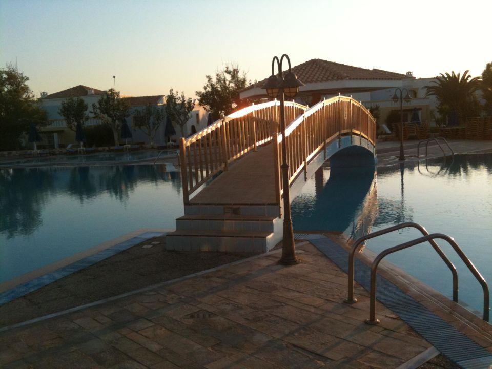 Schöne Aussicht zur Nachbarinsel Neptune Hotel - Resort Convention Centre & Spa