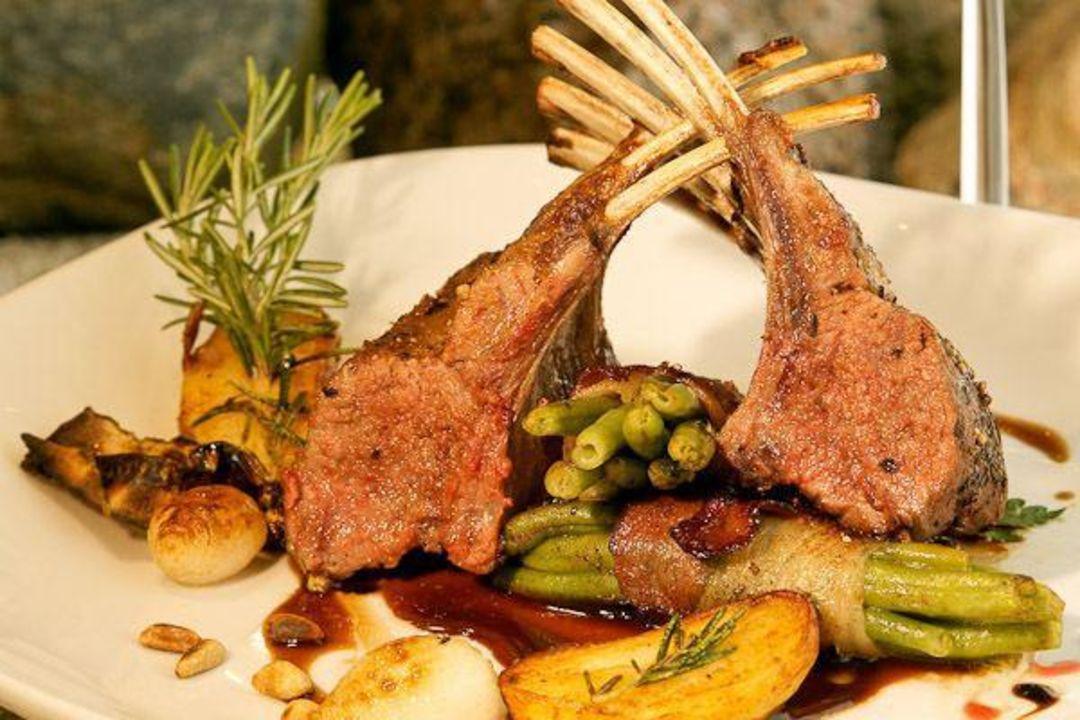 exclusive Küche Hotel Restaurant Marks