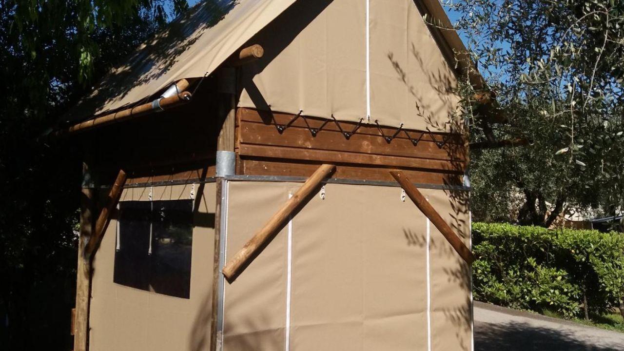 Zimmer Camping Village Weekend