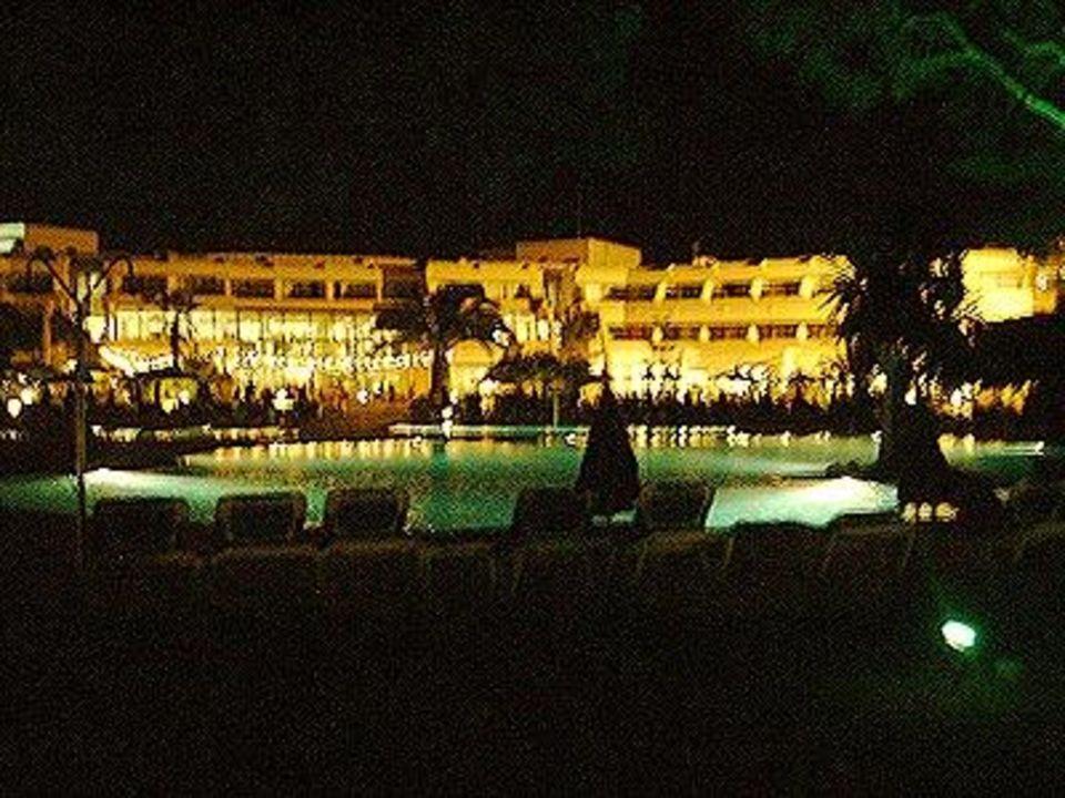 Poolbereich Hesperia Lanzarote Playa Dorada