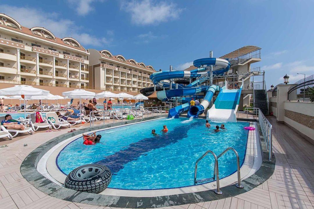 Kirman Belazur Resort Spa  Belek