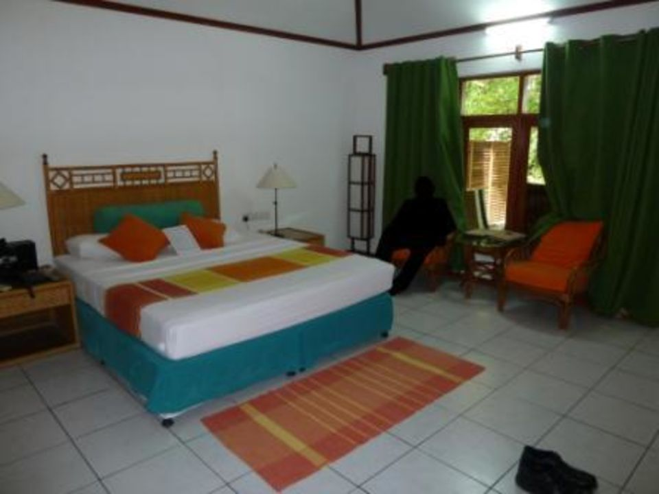 Bild garden room 801 zu meeru island resort spa in for Garden rooms b q