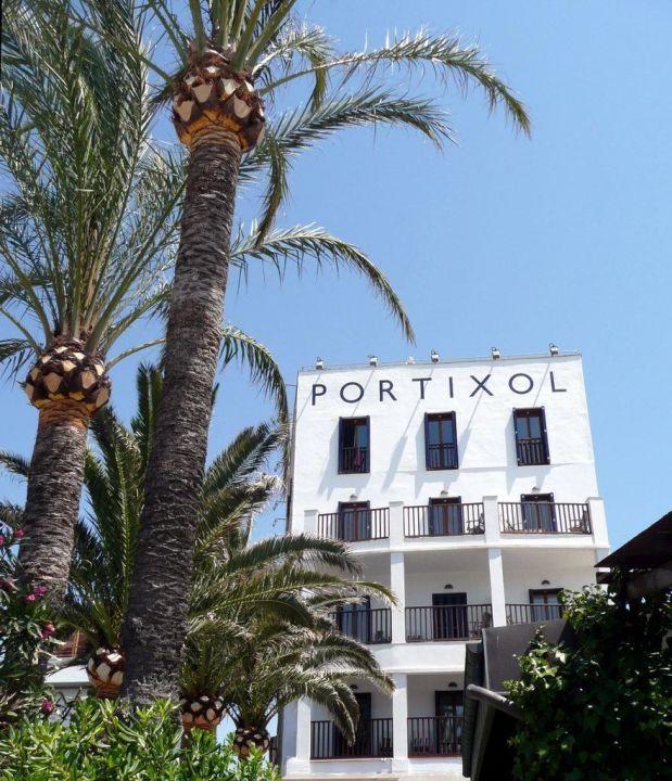 Street view Hotel Portixol