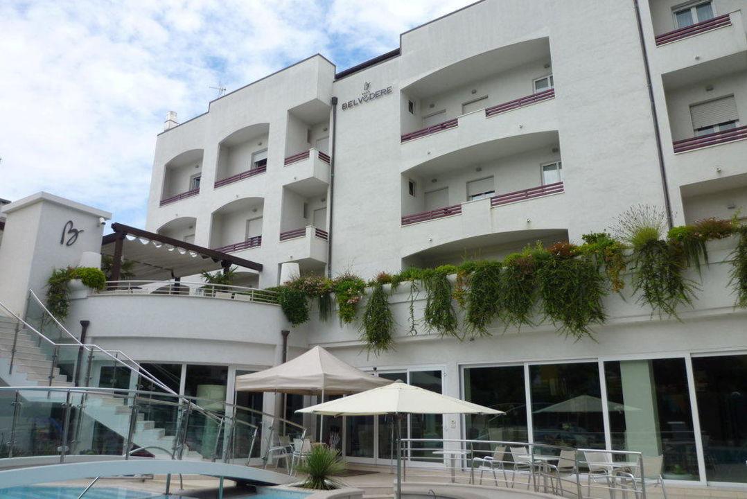 Hotel Belveder Riccione Hotel Belvedere