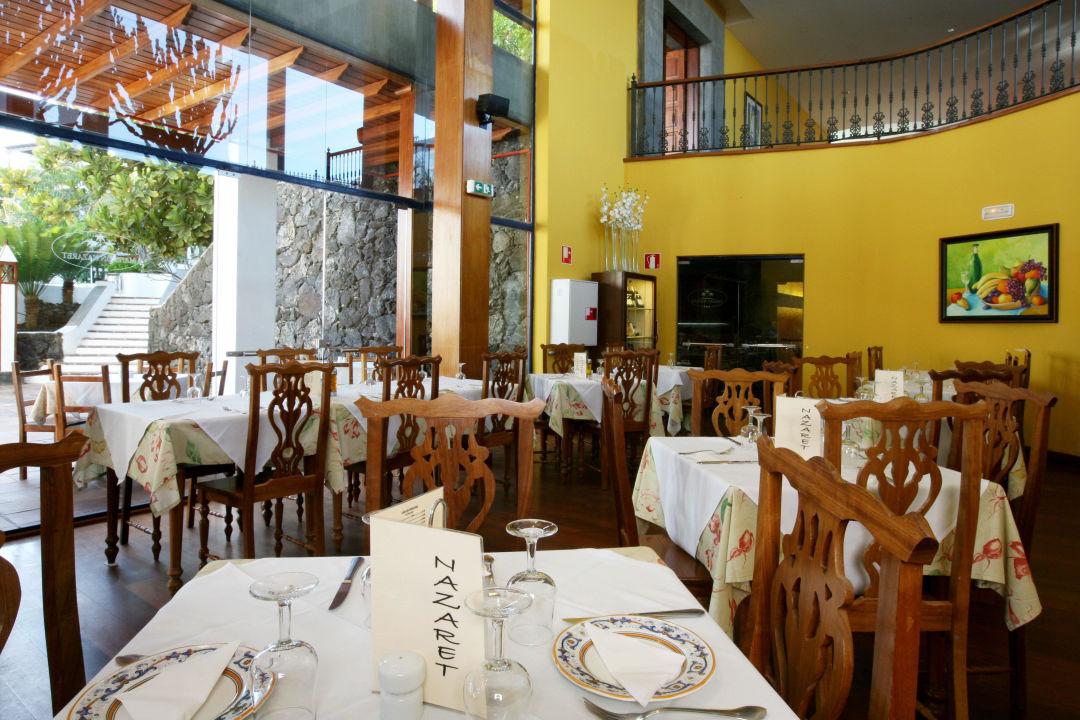 Restaurante  Hotel Mansion Nazaret