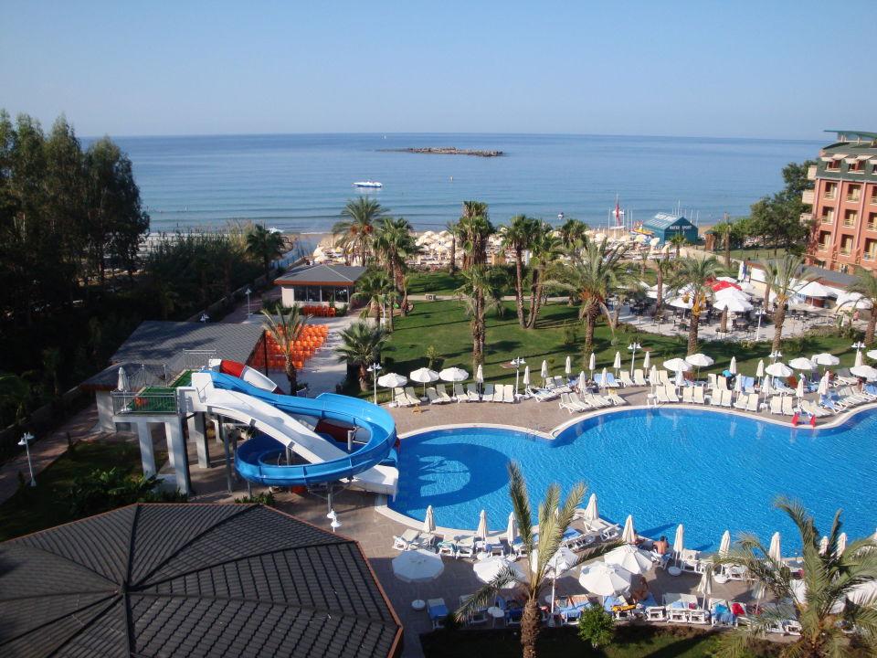 Pool mit rutsche annabella diamond hotel spa annex for Pool mit rutsche