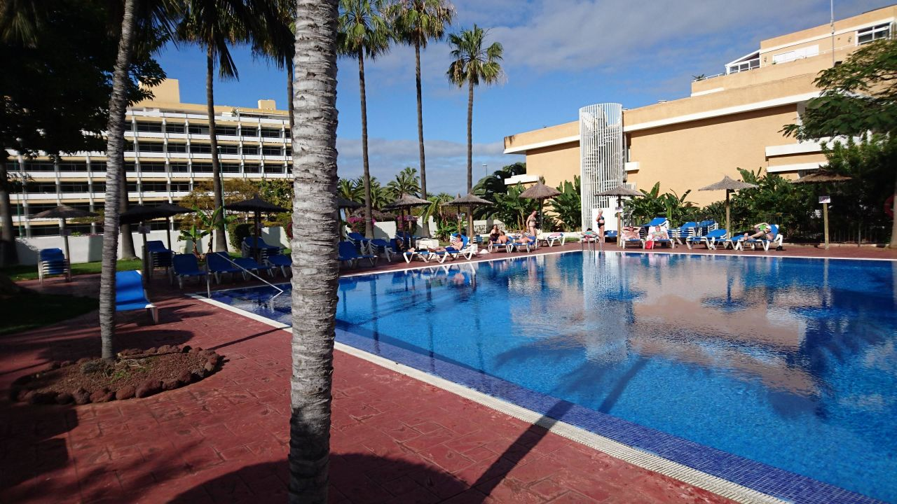 Bild pool im hotel canarife palace zu hotel puerto resort by blue sea in puerto de la cruz - Hotel bonanza palace puerto de la cruz ...