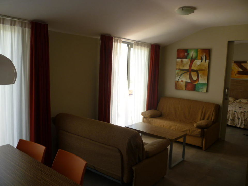 Essbereich & Couchzone Aparthotel Odissea Park
