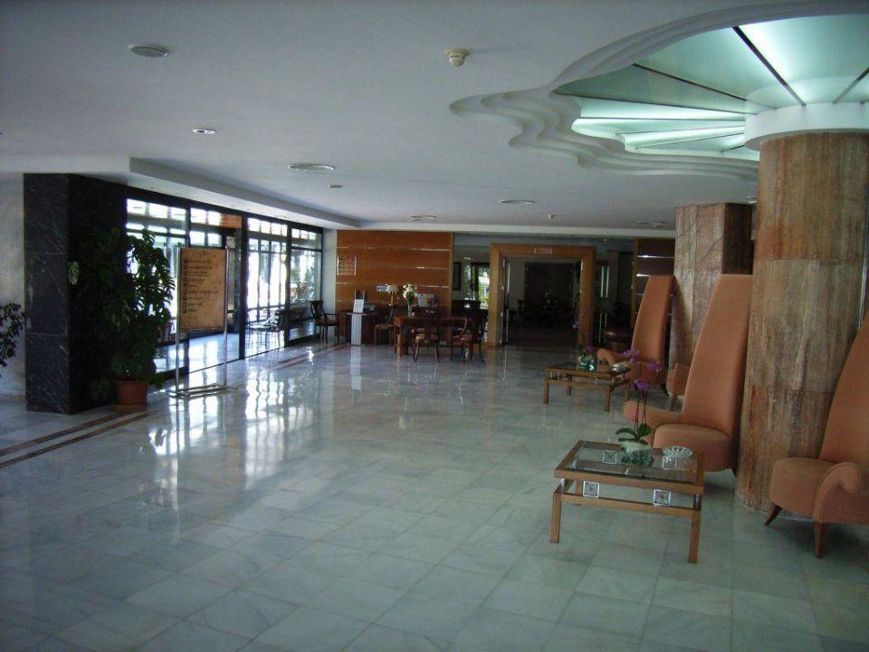 Serrano Palace, Foyer Hotel Serrano Palace
