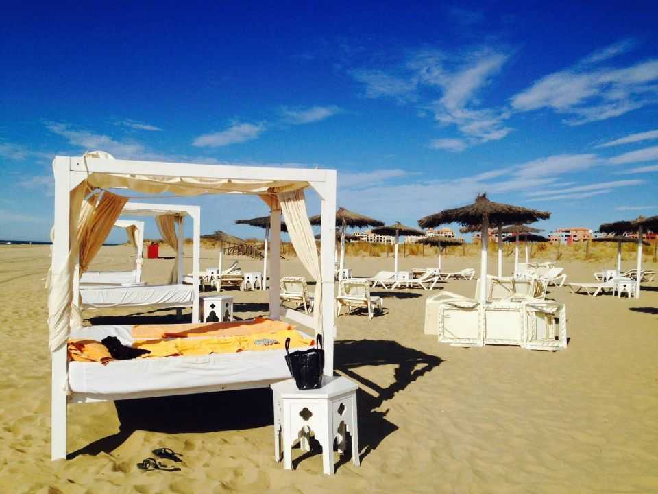 Unser Bett Am Strand Iberostar Isla Canela Ayamonte