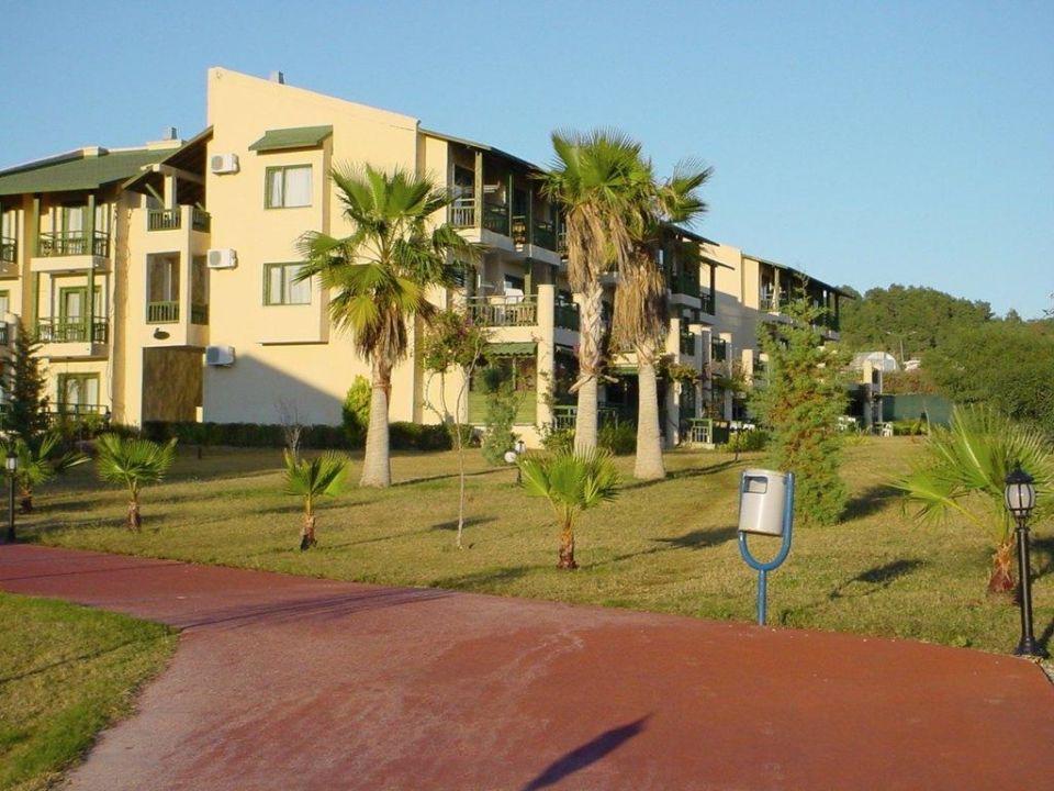 Vom Sportplatz Oz Hotels Incekum Beach