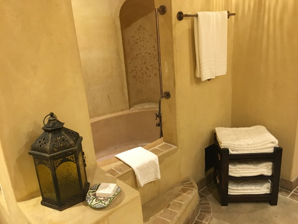 Zimmer Hotel Bab Al Shams Desert Resort & Spa