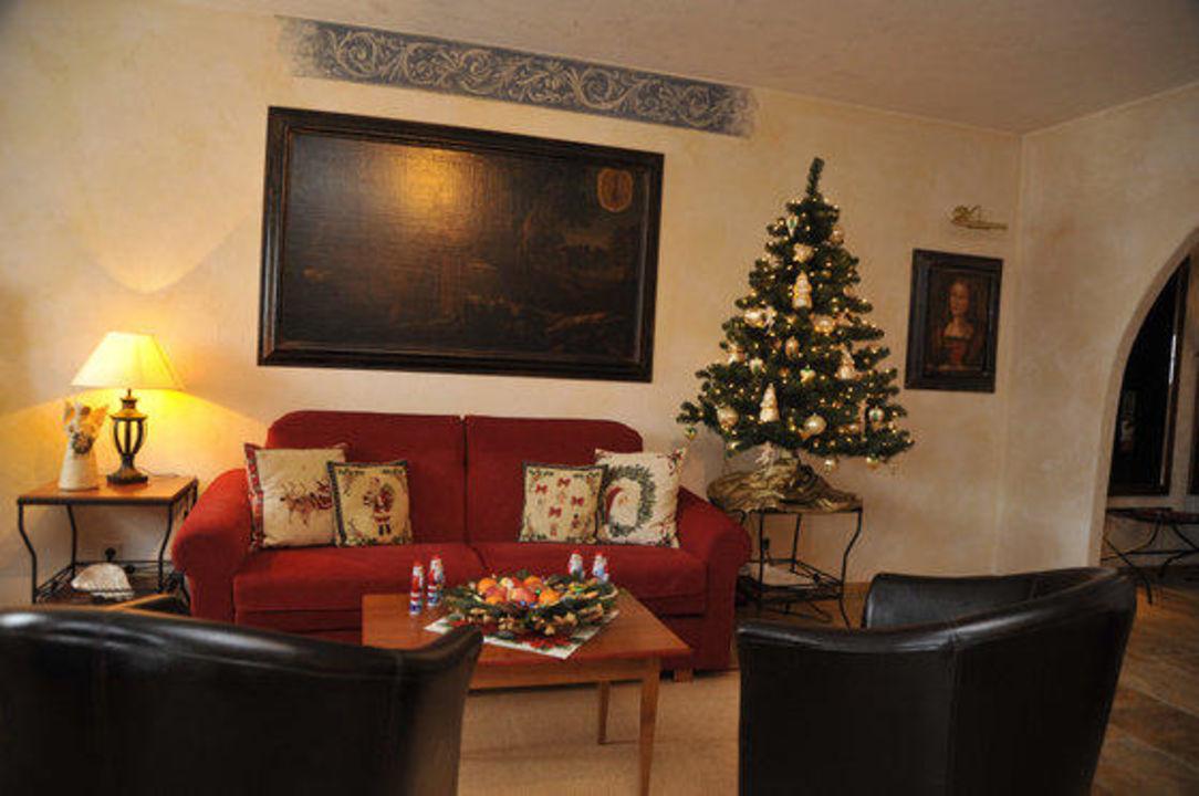 Weihnachtszimmer Hotel \