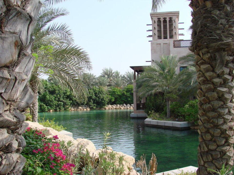 Anlage der Hotels Hotel Madinat Jumeirah Malakya Villas