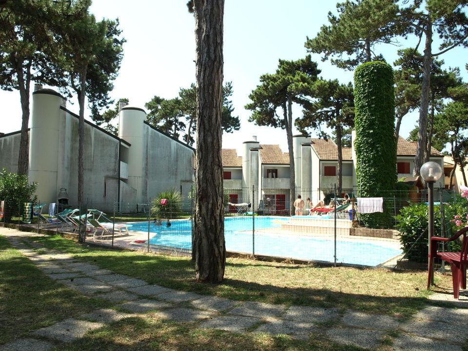 Poolanlage Villaggio Dei Fiori Lignano
