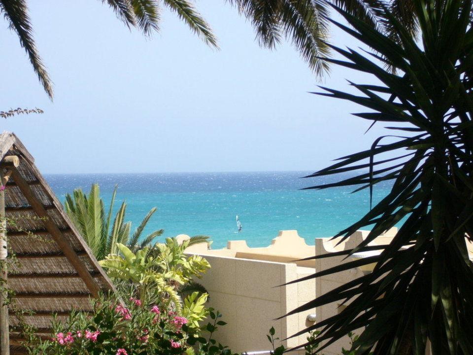 Gartenanlage SBH Monica Beach Resort
