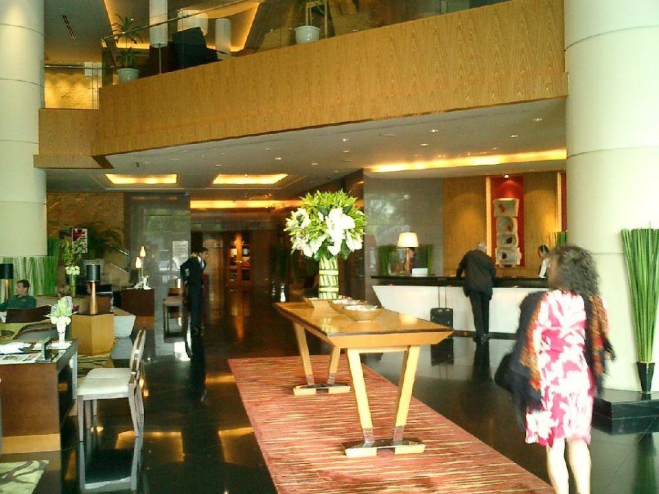 Lobby Hotel Pullman Bangkok Hotel G