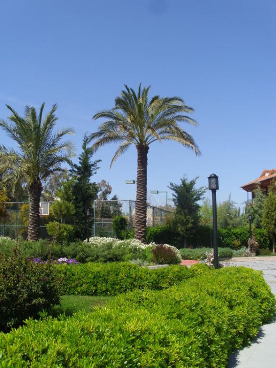 Gartenanlage Adalya ArtSide