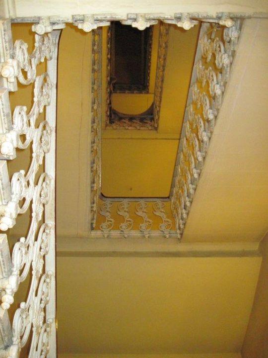 Treppenhais Hotel Victoria