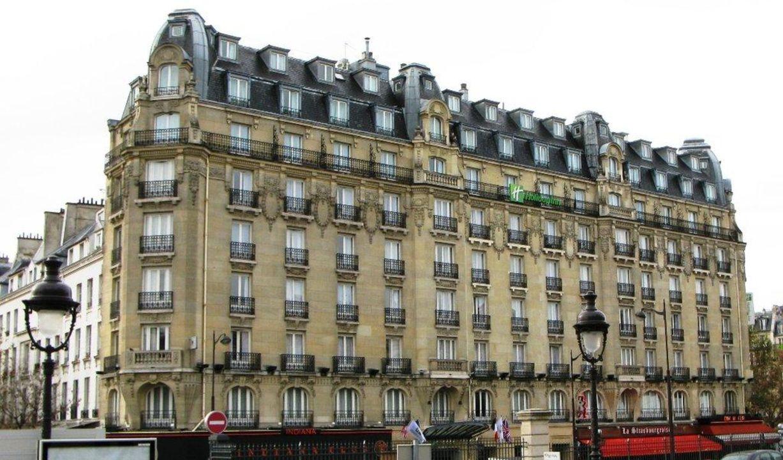 Aussenansicht Hotel Holiday Inn Paris Gare de L'est