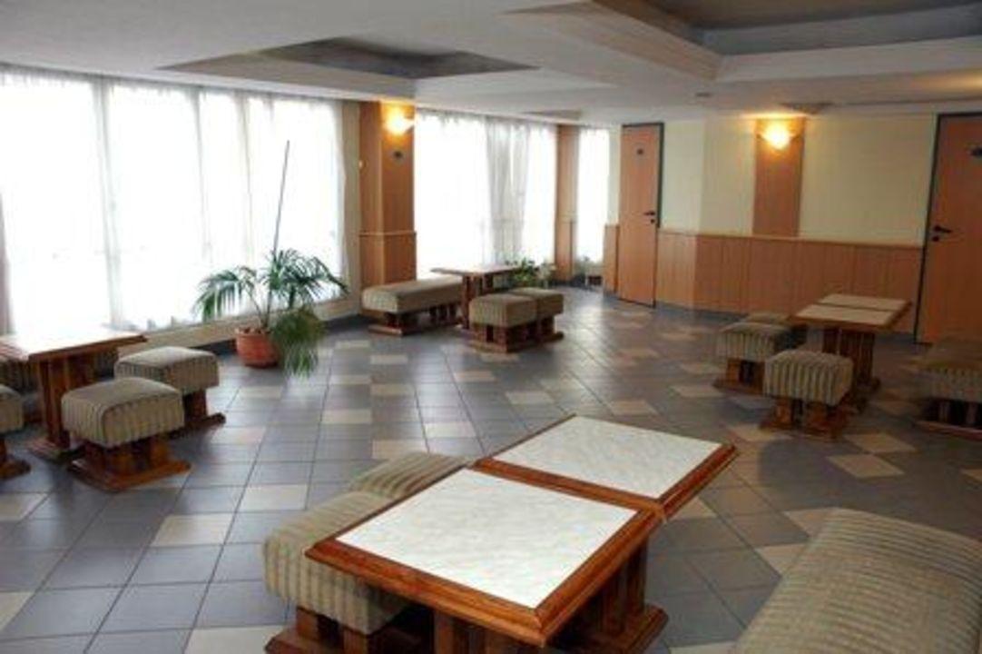 Lobby City Hotel Matyas