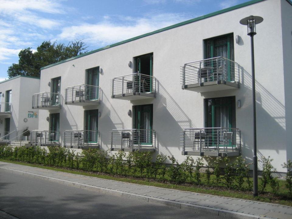 ansicht haupthau hotel edison k hlungsborn holidaycheck mecklenburg vorpommern deutschland. Black Bedroom Furniture Sets. Home Design Ideas