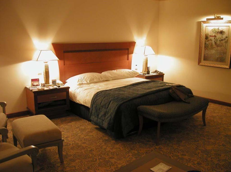 Meridien Al Aqua Superior-Zimmer Hotel Le Meridien Al Aqah Beach Resort