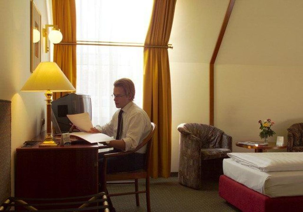 Standardzimmer Hotel Atlantis Vienna