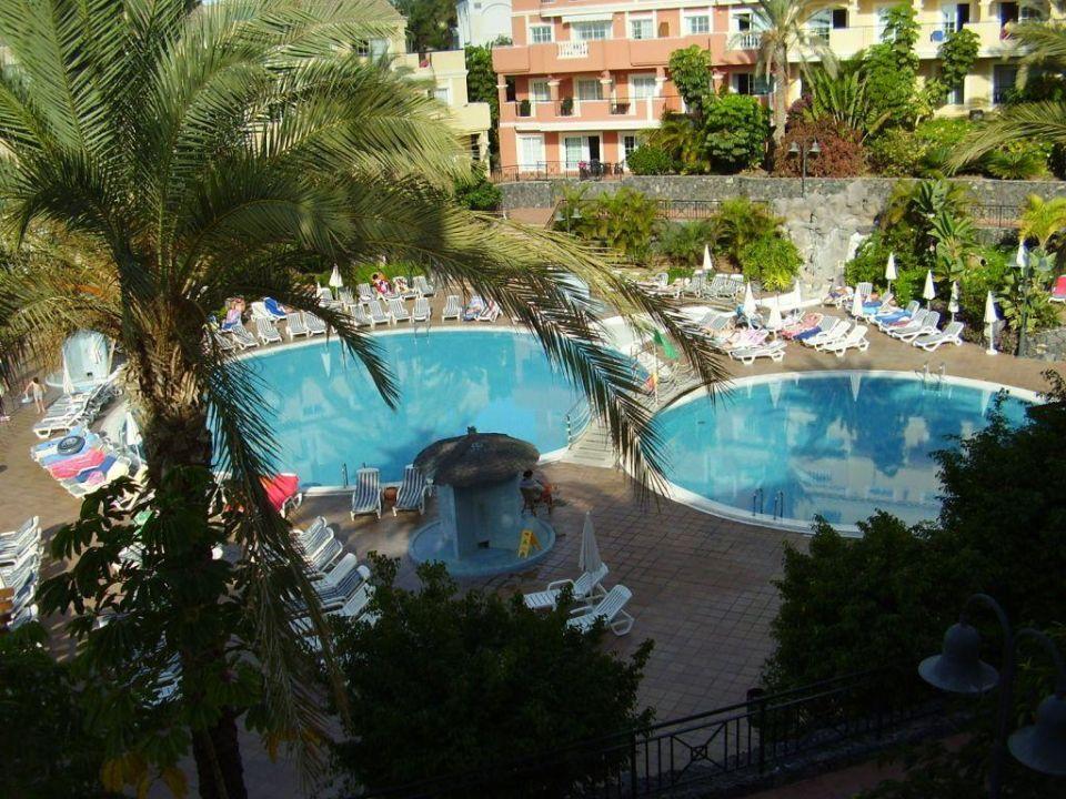Basen Hotel Granada Park