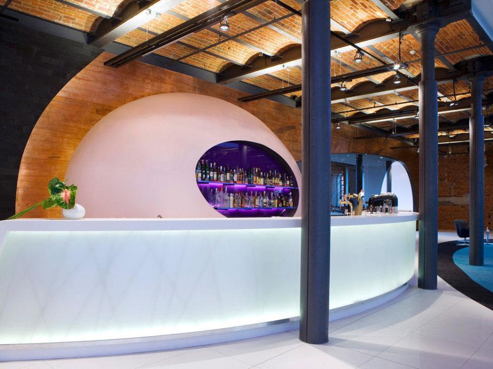 Oscar's Bar Vienna House Andel's Lodz