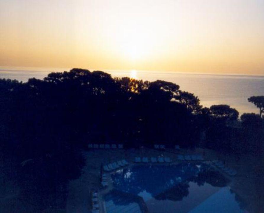 Sonnenaufgang am Morgen Hotel Mirada del Mar