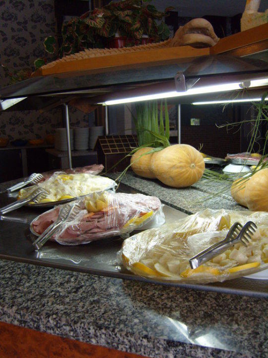 Buffet Side Alegria Hotel & Spa