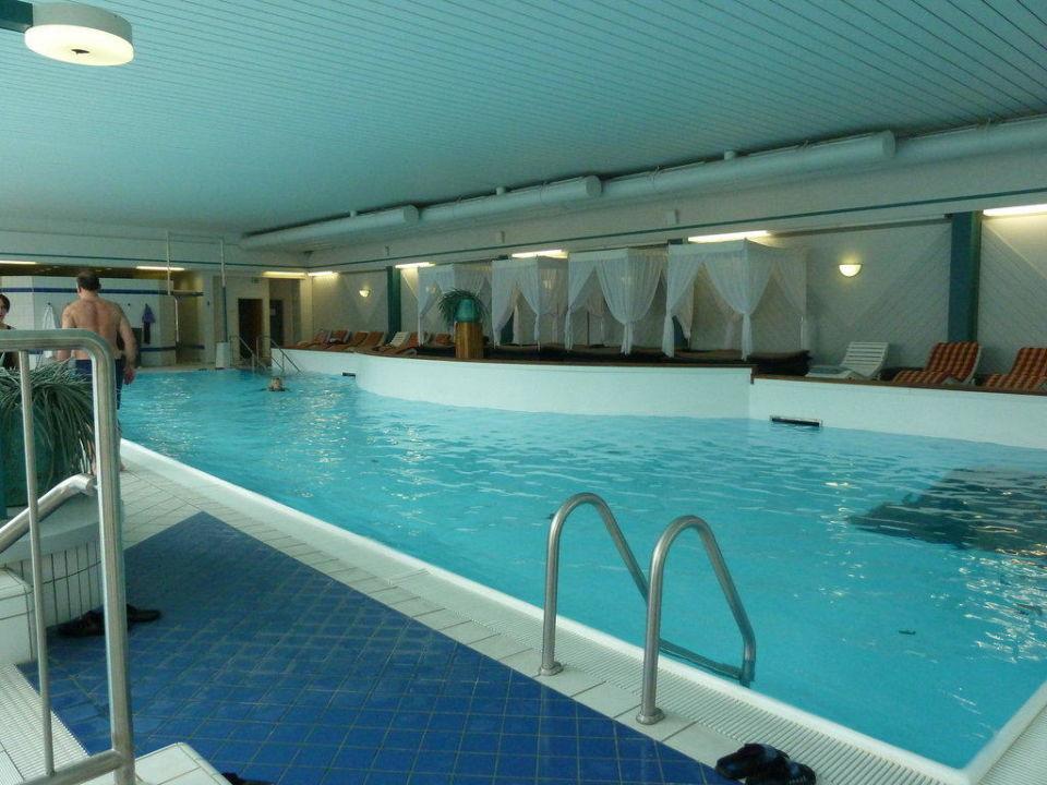 Schwimmbecken innen g bel 39 s hotel aquavita in bad for Schwimmbecken rund 4 m