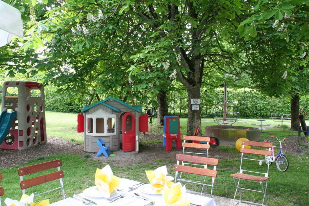 Kinderspielplatz Landgasthof Goriwirt