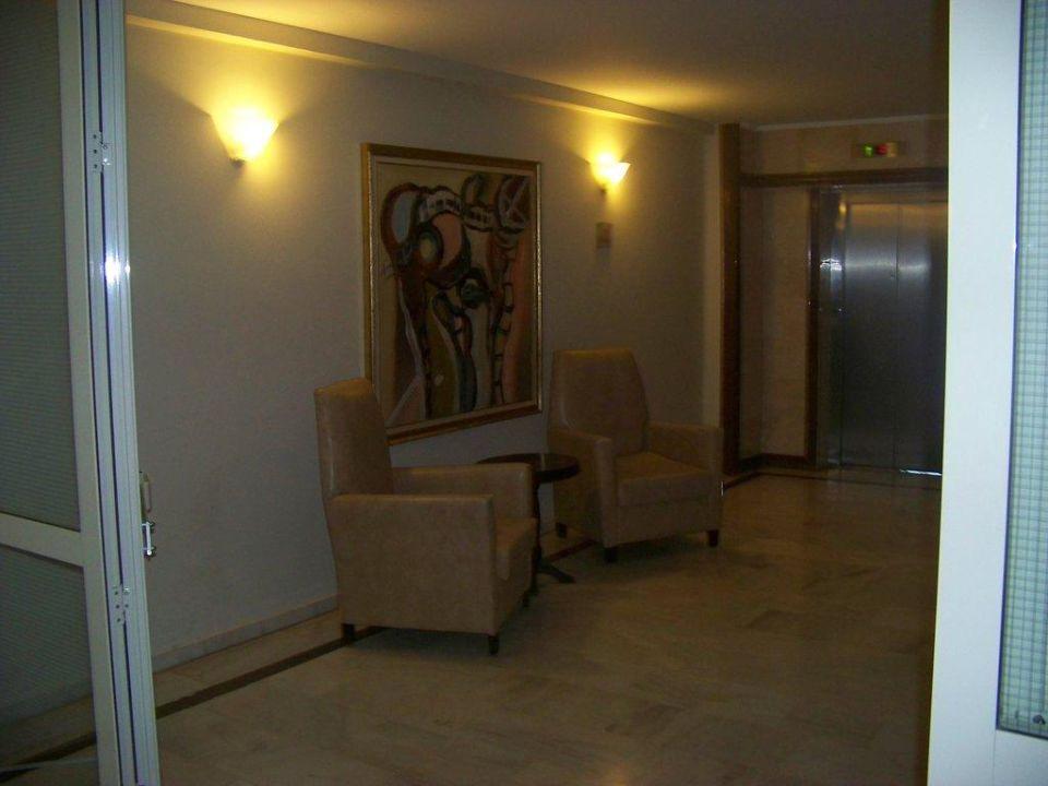 Treppenhaus Kaya Belek Hotel