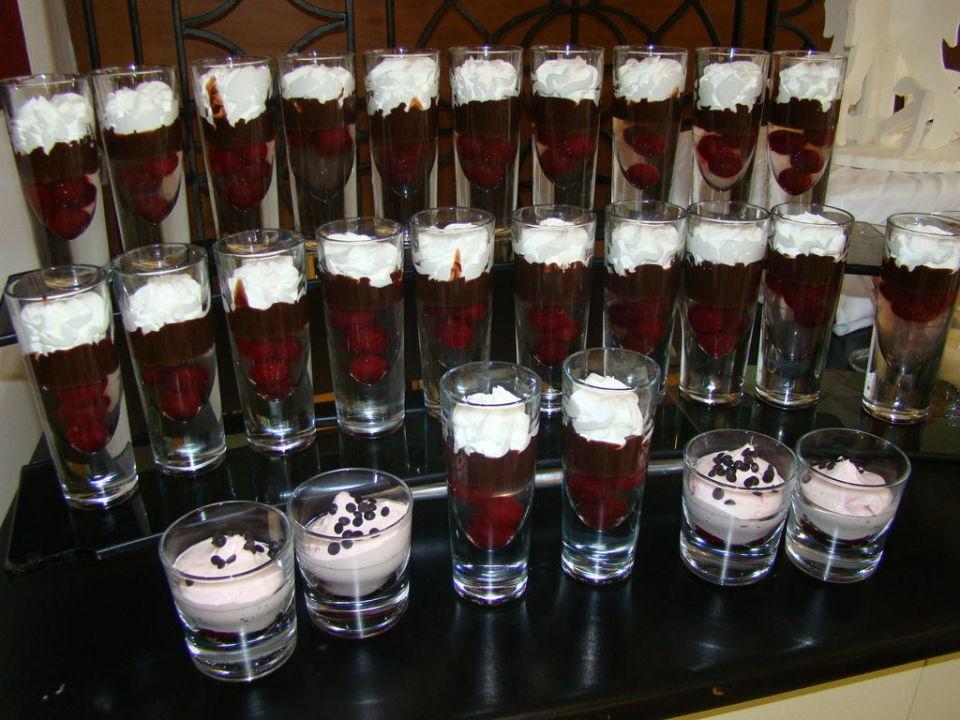 Desserts Hotel Delphin Diva
