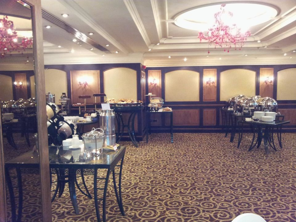 Frühstücksraum Hotel Marco Polo