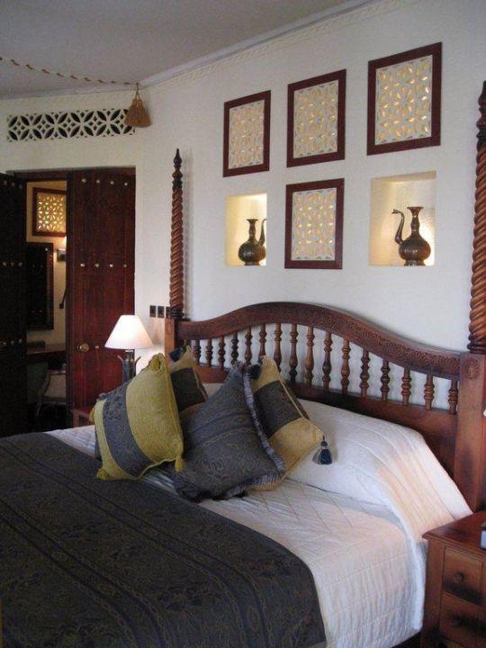 Schlafzimmer Al Maha Desert Resort & Spa
