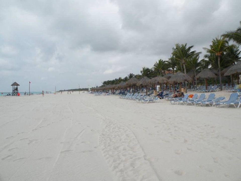 Hotelstrand Sandos Playacar Beach Resort