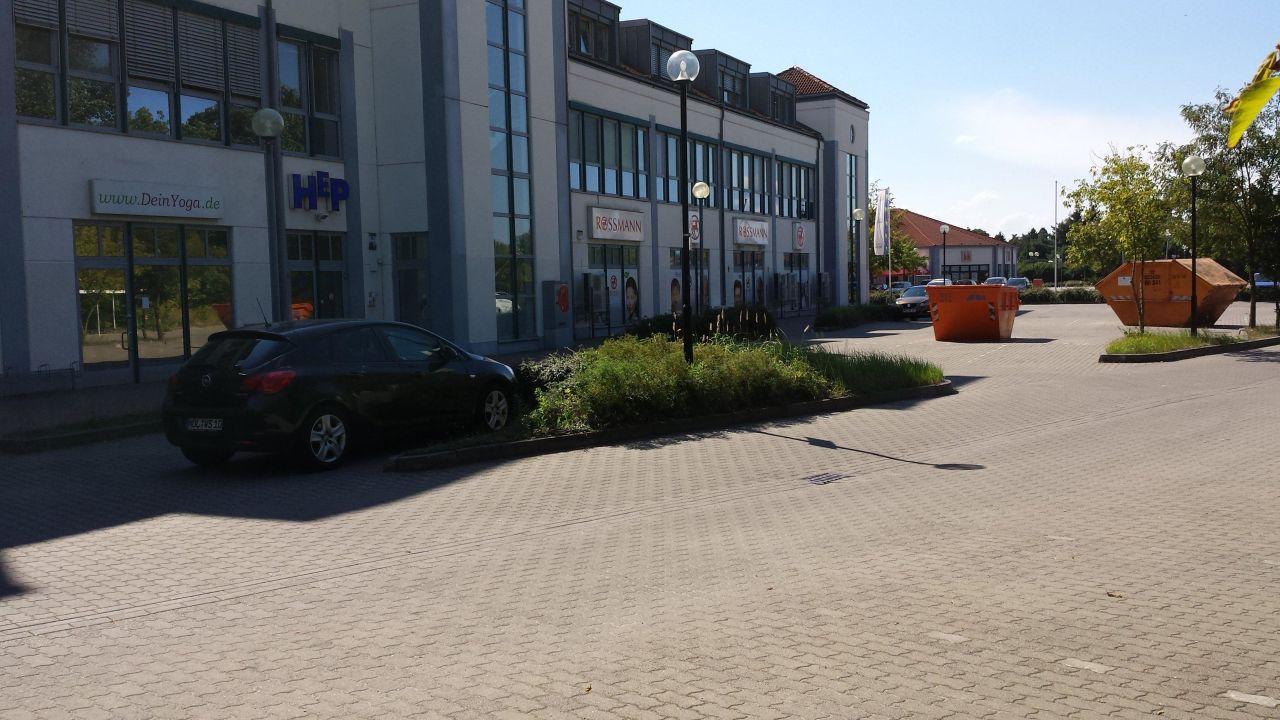 Der Parkplatz Hotel Amadeus Royal Berlin Honow Holidaycheck