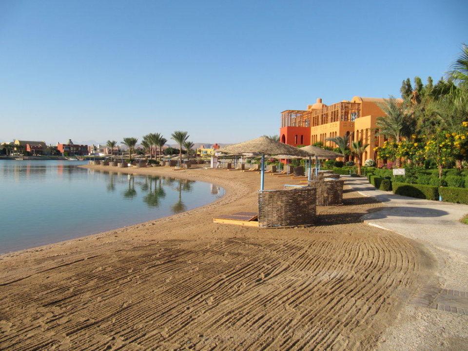 Lagunenbadebucht Steigenberger Golf Resort El Gouna