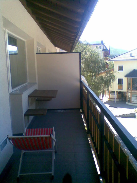Balkon. Residence Ledi