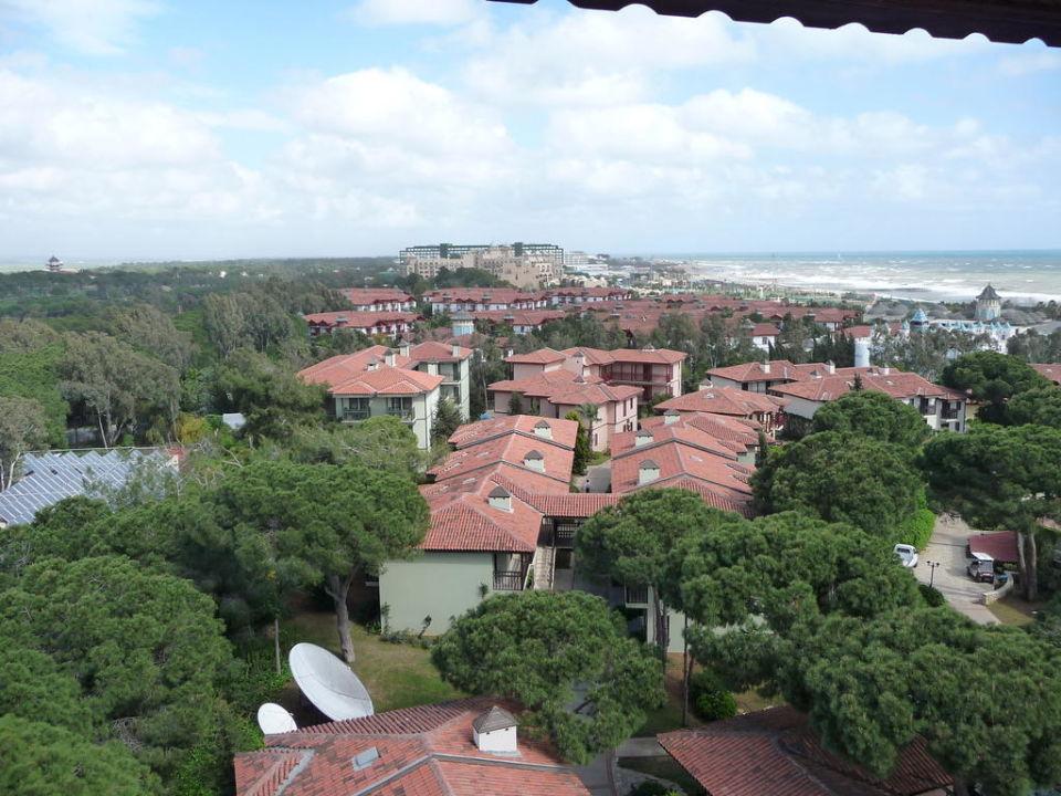 Auf dem Turm Paloma Grida Resort & Spa Hotel