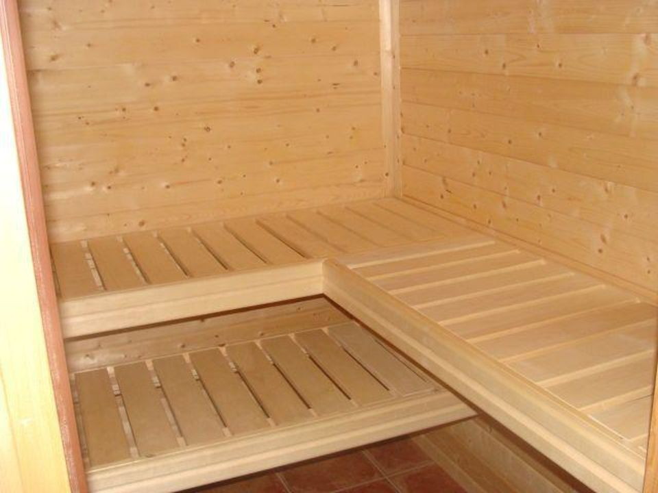 sauna innen ferienwohnung abendsonne dabitz holidaycheck mecklenburg vorpommern. Black Bedroom Furniture Sets. Home Design Ideas