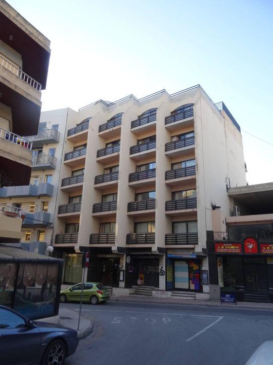 Vorderansicht Hotel Hotel Relax Inn