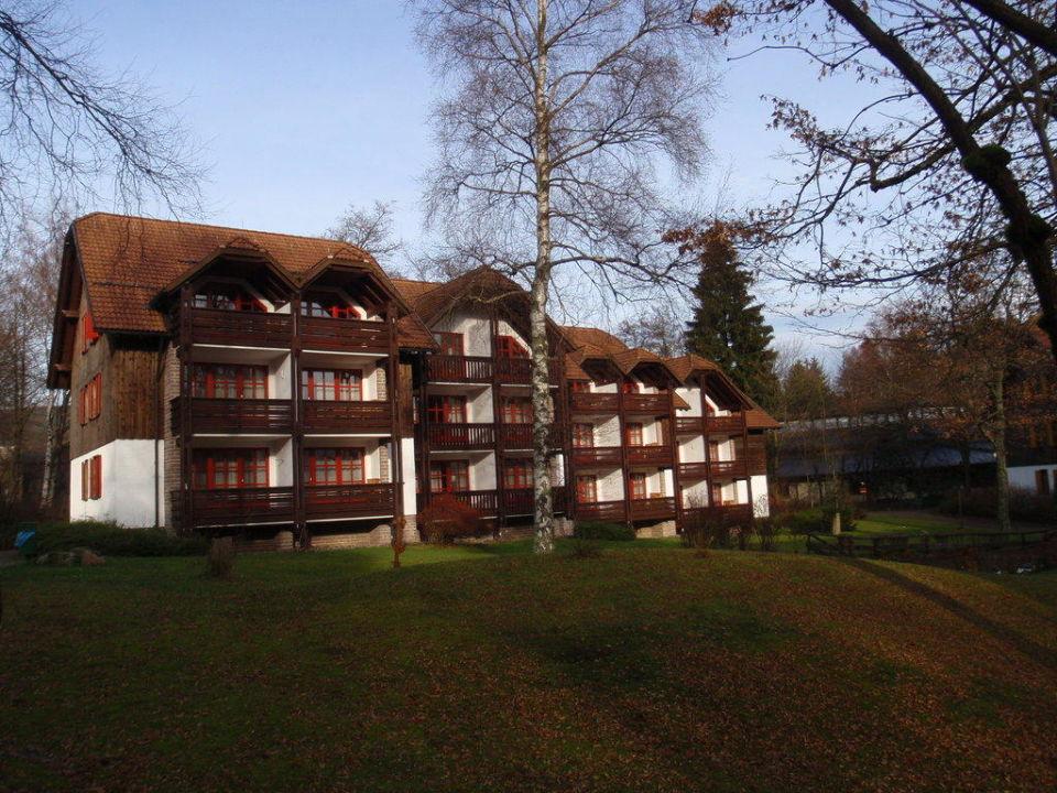 Außenansicht Hapimag Resort Braunlage