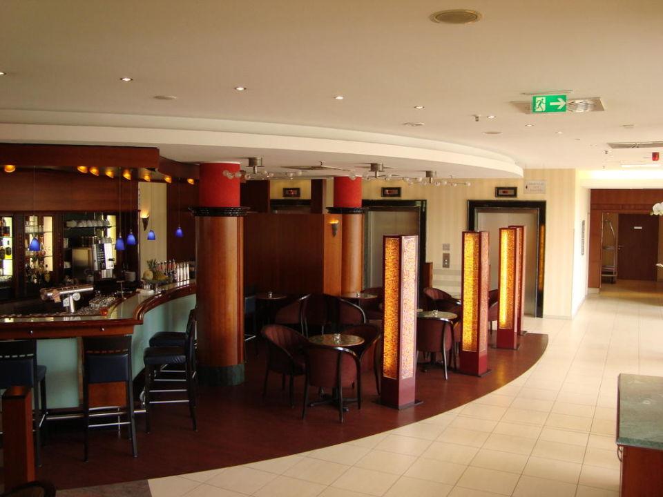 Lobby mit Bar Hotel Courtyard by Marriott Gelsenkirchen
