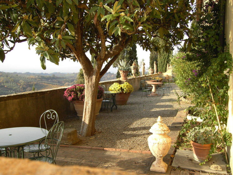 Garten Villa Spoiano
